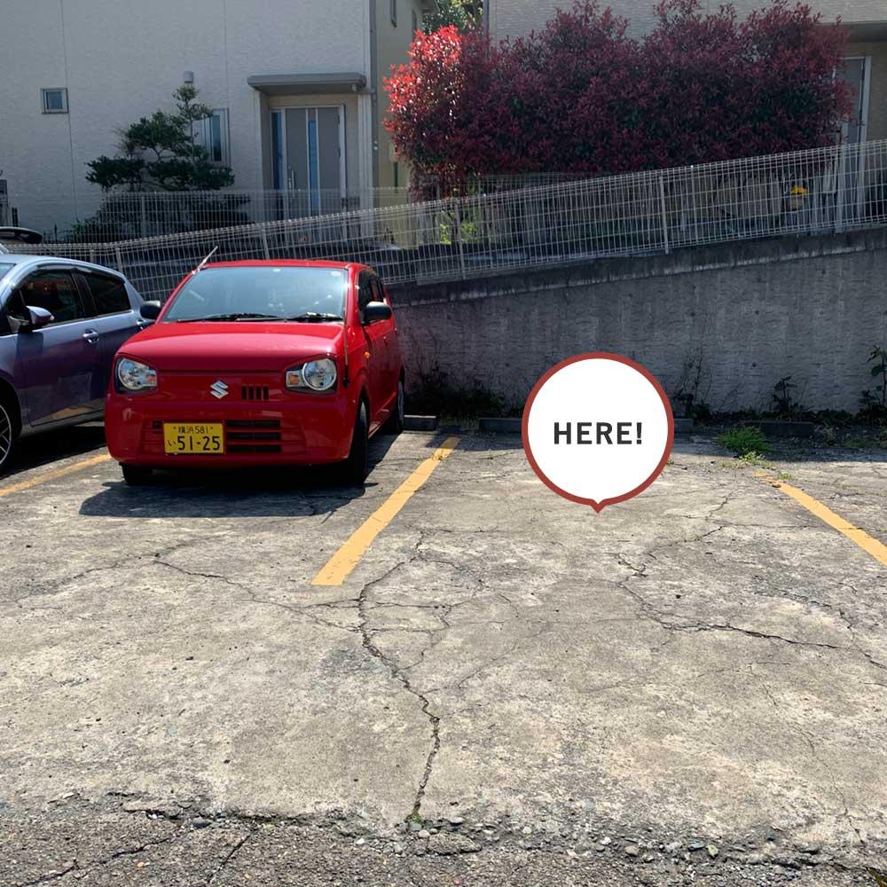 平野邸Hayama駐車場A
